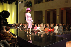 Baltic FAshion Award im Maritim Hotel Kaiserhof