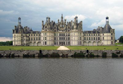 Schloss Chambord, Quelle: Wikipedia / Manfred Heyde under CC BY-SA 3.0